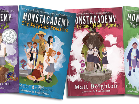 How to Make A Bedroom Disappear. Guest Post by Middle Grade Author, Matt Beighton