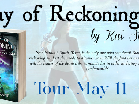 Day of Reckoning Blog Tour