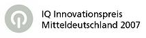 IQ Innovationspreis Mitteldeutschland 2007 - Nimtschke Design