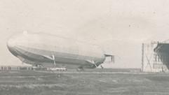 Zeppeline in Troisdorf-Spich