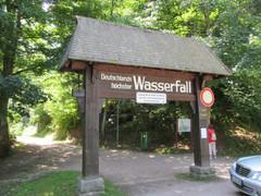Urlaubstagebuch Freiburg - die Triberger Wasserfälle und die Deutsche Uhrenstraße