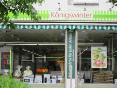 Wanderung von Königswinter über das Nachtigallental zum Drachenfels nach Rhöndorf zurück nach Königs
