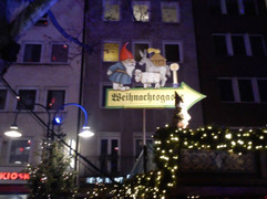 Weihnachtsmarkt Köln - Treffen mit einem Ex-Arbeitskollegen
