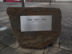 Wesseling - Otto-Wels-Platz
