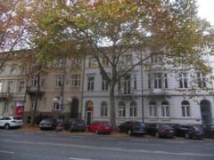 Adenauerallee - Lesung von Alexa Thiesmeyer in der City-Pension