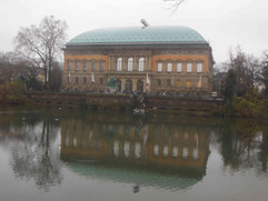 das Ständehaus und der rheinische Provinziallandtag in Düsseldorf