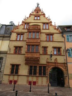 Urlaubstagebuch Freiburg - Colmar/Elsass