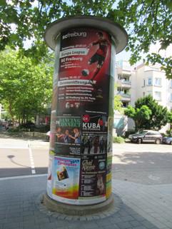 Urlaubstagebuch Freiburg - Abreise