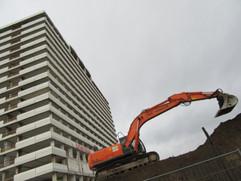 das Bonn-Center - seine Vergangenheit und die bevorstehende Hochhaussprengung