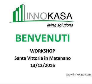 Workshop Innokasa living solutions