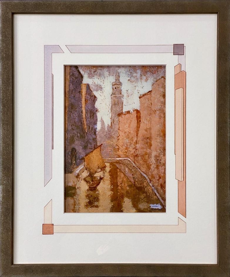 Venise, Tamara. de Lempicka