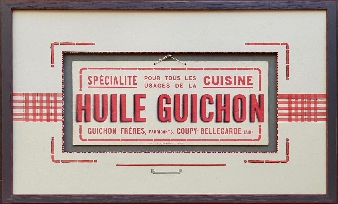 Huile Guichon