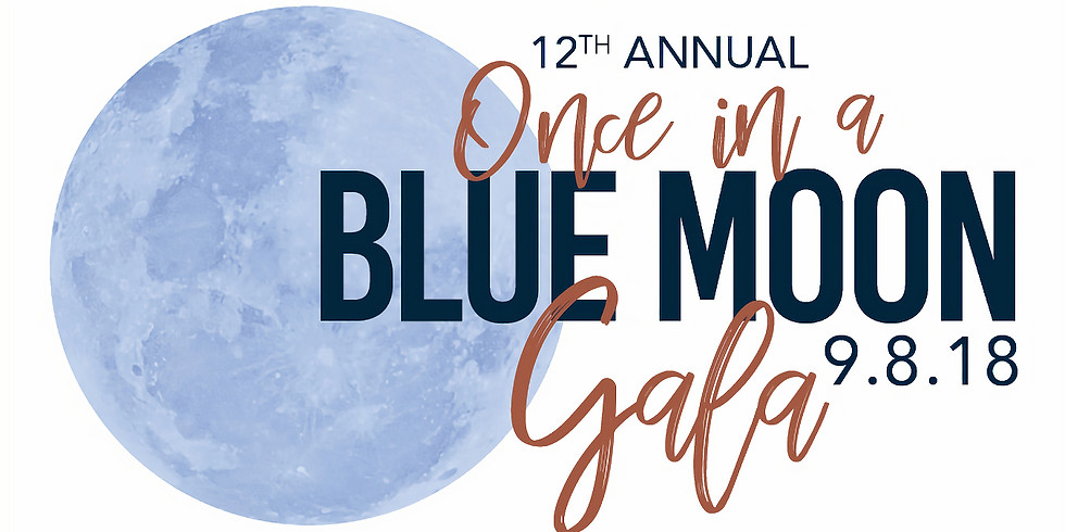 Once in a Blue Moon Gala