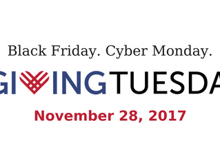 What is #GivingTuesday and how you can help the River Park?