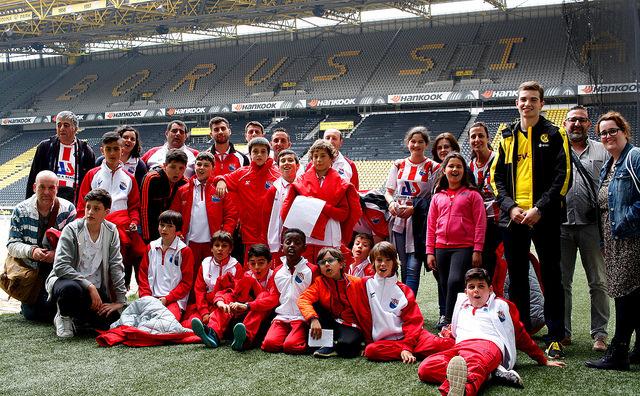 Tyde Estadio Dortmund
