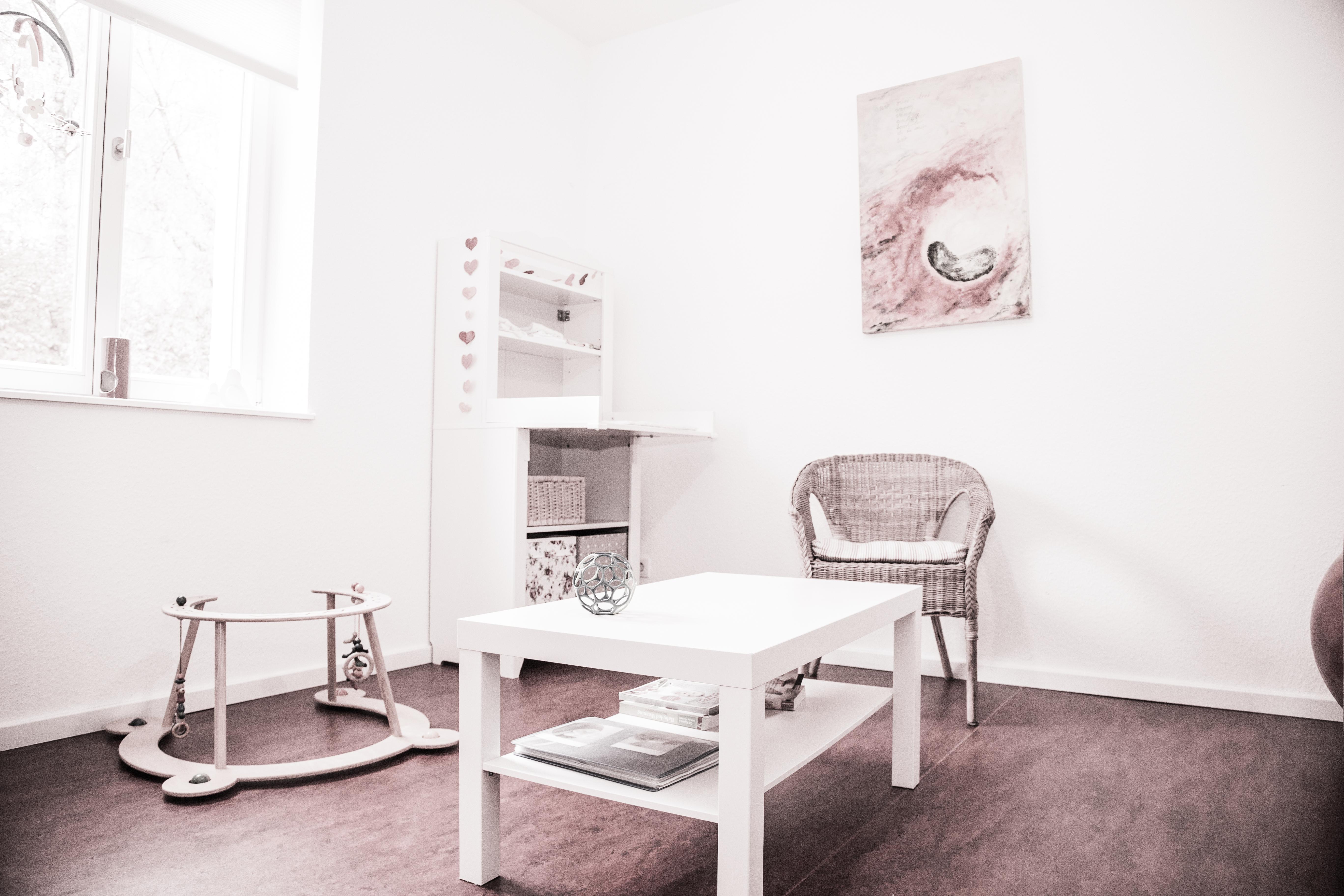 Hebammen-/ Beratungszimmer