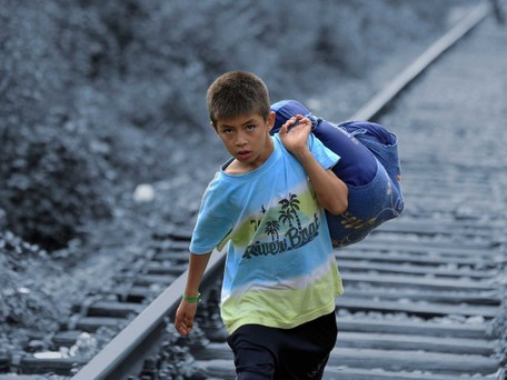 A Childhood Stolen: Why We Need to Prioritize the Needs of Child Migrants