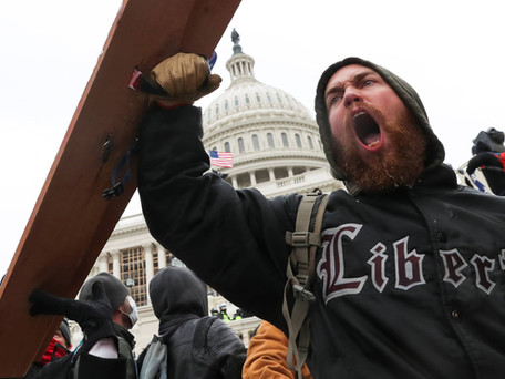 Violent Attacks at the Capitol: A scene all too familiar for some immigrants