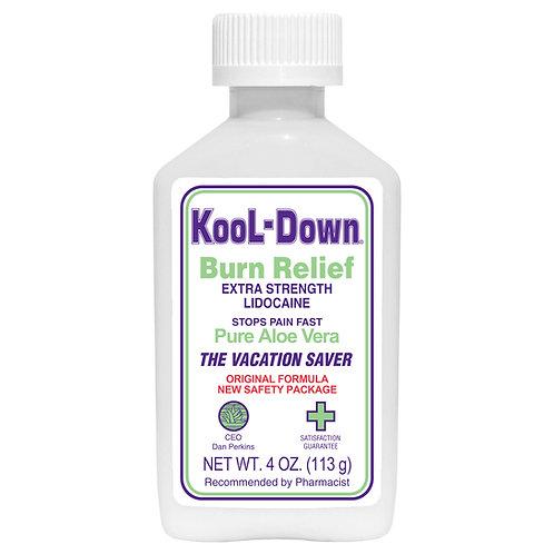Extra Strength KooL-Down, 3.9% Lidocaine Numbing Cream (4 oz)