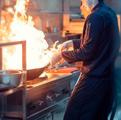 Kitchen Burns