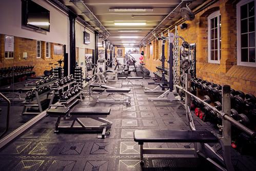 Ebor_Fitness_York_Free_Weight_Area