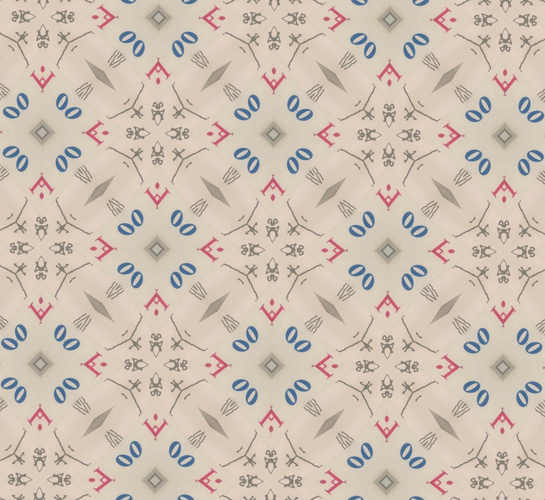 Design contemporain de tapis