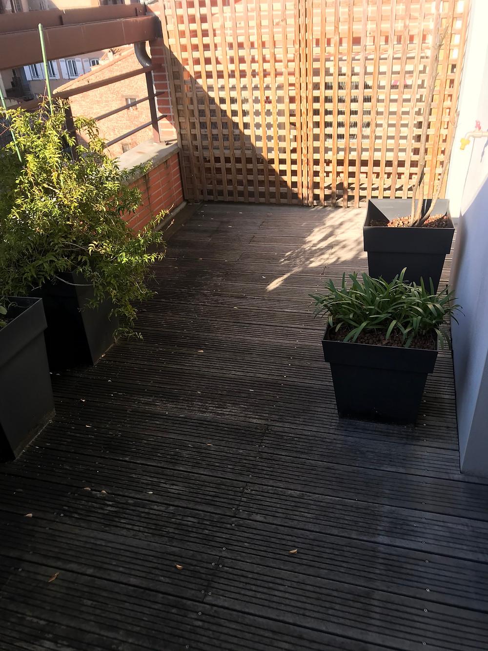 balcon à renover toulouse