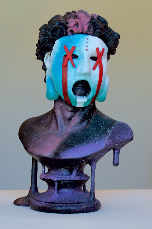 """Xipe Totec"" sculpture"