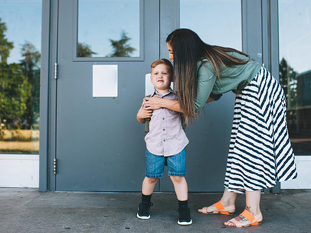 WHAT TO DO (AND NOT DO) WHEN CHILDREN ARE ANXIOUS
