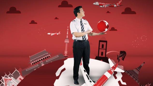 Air Asia HK 9 Years Skytrax