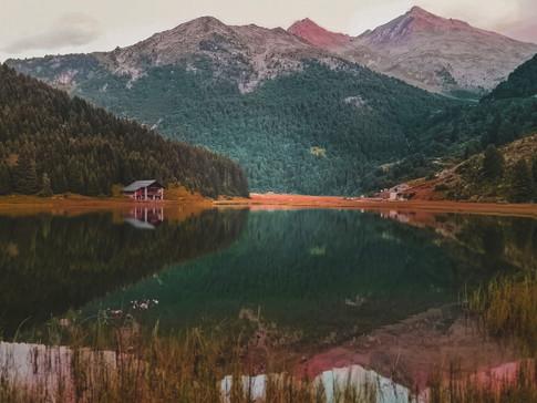 Lac Tueda Summer