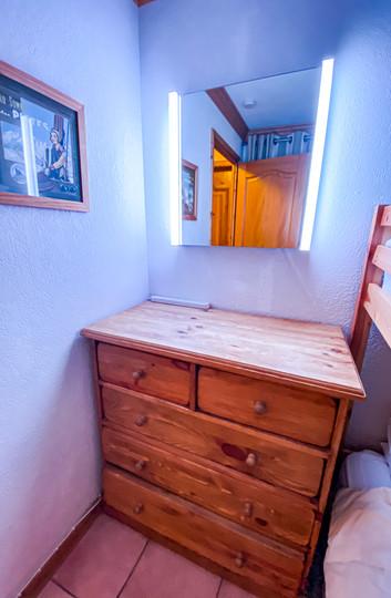 Twin Bed Vanity Mirror