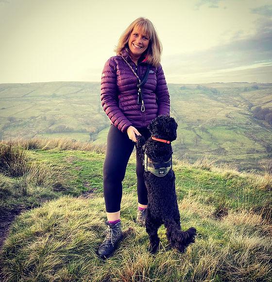 joanne barrington dog walking services bury