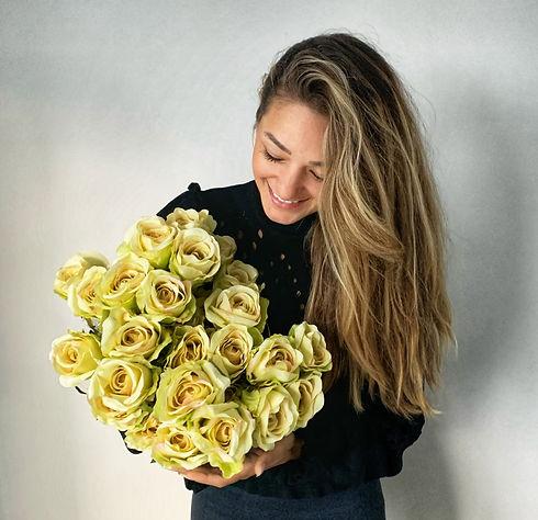 silk bridesmaid bouquets