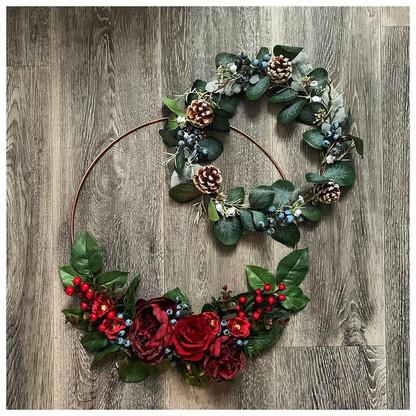 Festive Forest Wreaths