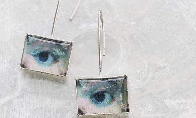 'Lover's Eye' Earrings