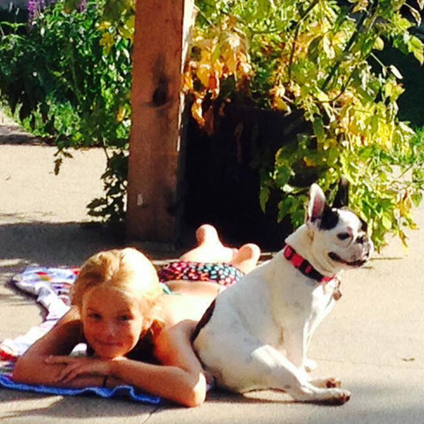 Ava and Dolly
