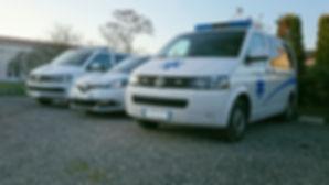 Véhicules Ambulances du Médoc