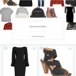 Create a Shoppable Christmas Wishlist