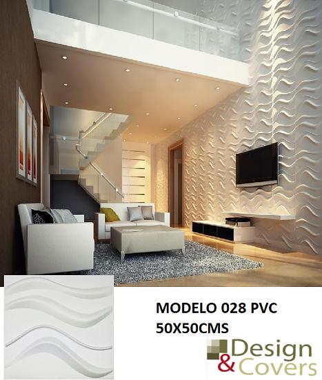 CAJA DE 2.5 M2 PANEL PVC MODELO 028