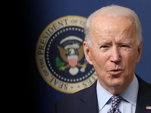 Biden's first youth grade