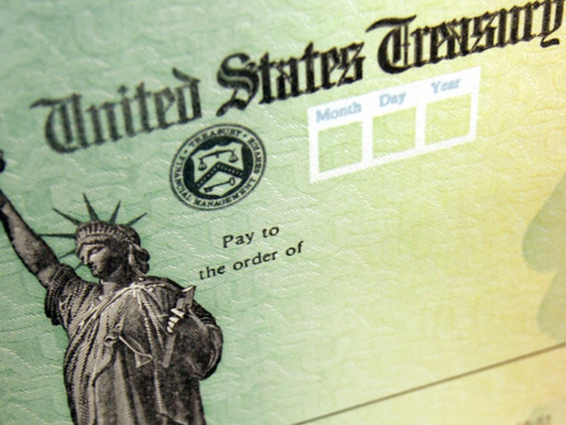 Stimulus ➡️ stocks or stash