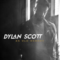 Dylan Scott_An Old Memory_Cover.jpg