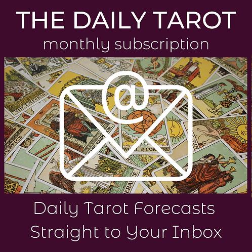 The Daily Tarot Subscription