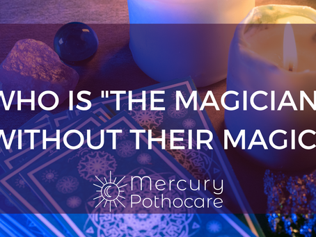 """WHO IS """"THE MAGICIAN"""" WITHOUT THEIR MAGIC?"""
