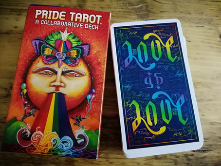 Pride or Prejudice: Being Read by the Pride Tarot