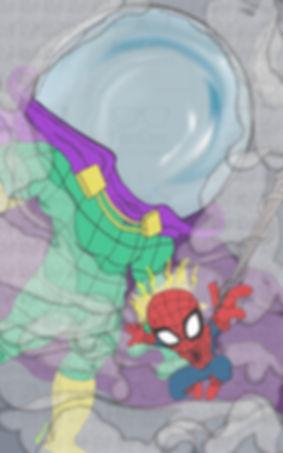 Marvel - Spider-man vs Mysterio.jpg