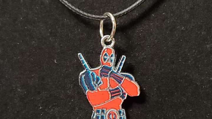 Deadpool Bust Neckless