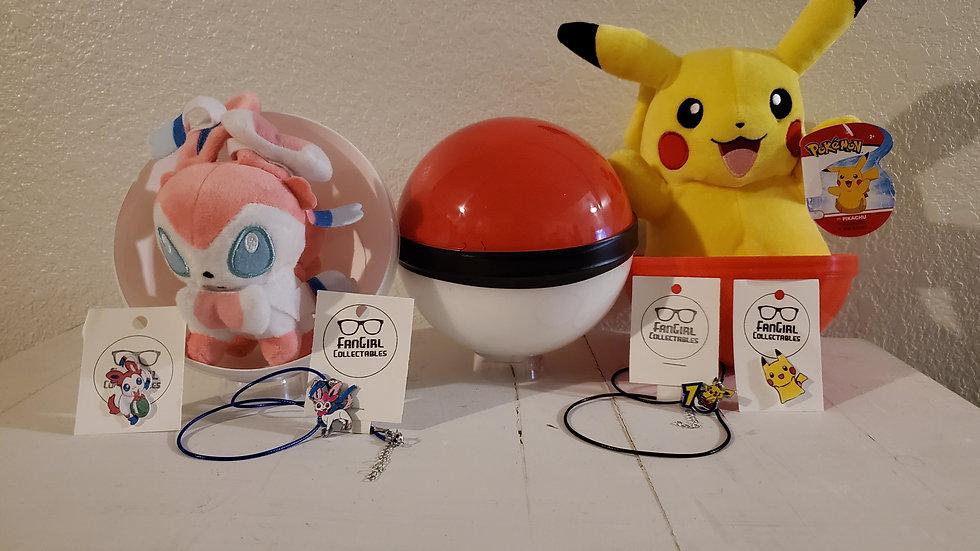 Pokémon Mystery Poke Balls