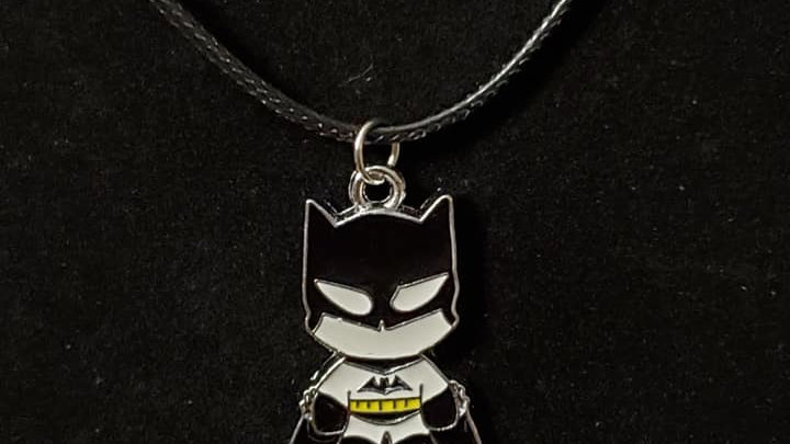 Batman Metal Charm Neckless